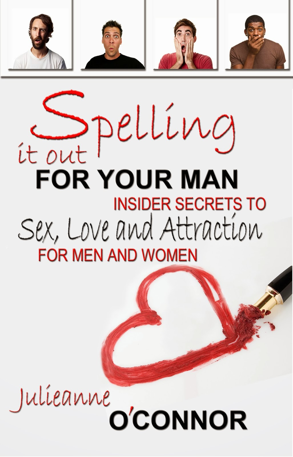 Spelling it out for your man